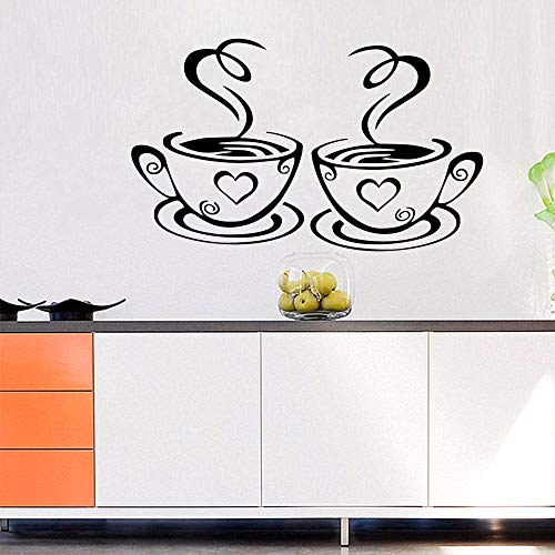 Blechschild Kaffee Cafe Bar Willkommen Kaffeeliebhaber Kaffeetasse Wand Schild