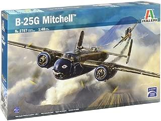 Italeri ITA2787 1: 48 B-25G Mitchell [Model Building Kit]