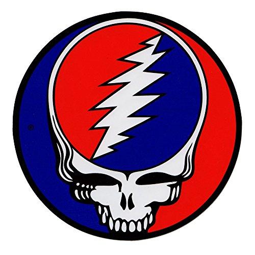 Grateful Dead rock band Vynil Car Sticker Decal - 4'