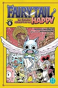 Fairy Tail - la Grande Aventure de Happy Edition simple Tome 6