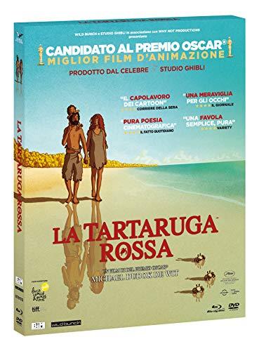 La Tartaruga Rossa (Br+Dv)