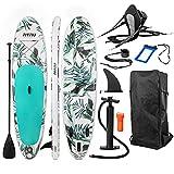 FITFIU Fitness OAHU - Tabla de paddle surf hinchable diseño...