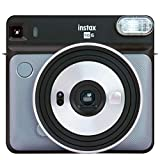 Fujifilm Instax SQ6 - Cámara analógica instantánea Formato Cuadrado,...