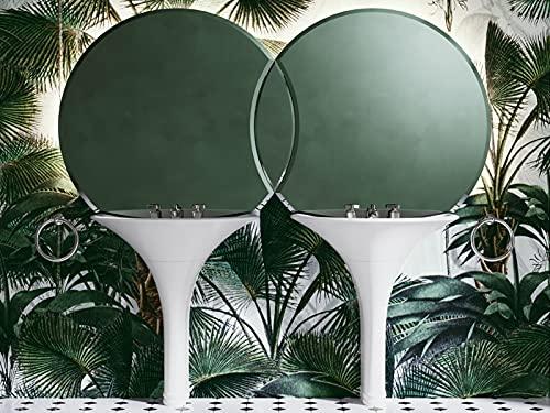 Devon & Devon Double Kalos lavabo doble de pié con espejo DOUBLEKALOS
