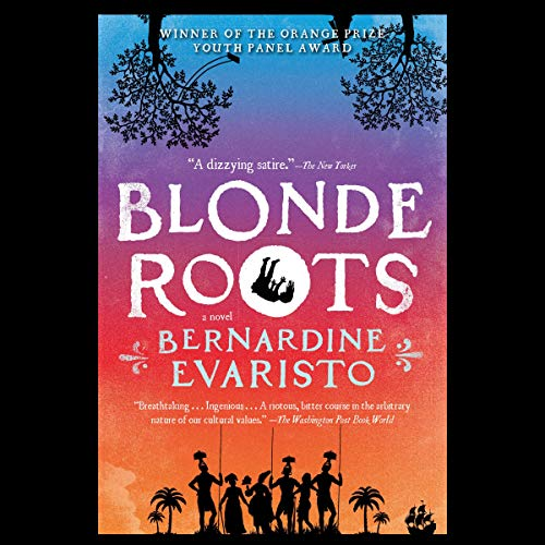 Page de couverture de Blonde Roots
