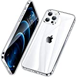 Vakoo Serie Clear Cover Compatibile con iPhone 12 Compatibile con iPhone 12 PRO - Trasparente