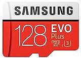 128GB Samsung サムスン microSDXCカード EVO Plus Class10 UHS-I U3 R:100MB/s W:90MB/s 海外リテール MB-MC128G/CN [並行輸入品]