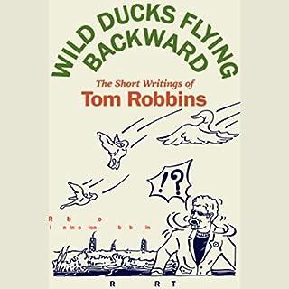 Wild Ducks Flying Backward cover art