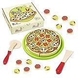 howa Schneidepizza mit Pizzaroller, Heber und Pizzakarton 4870