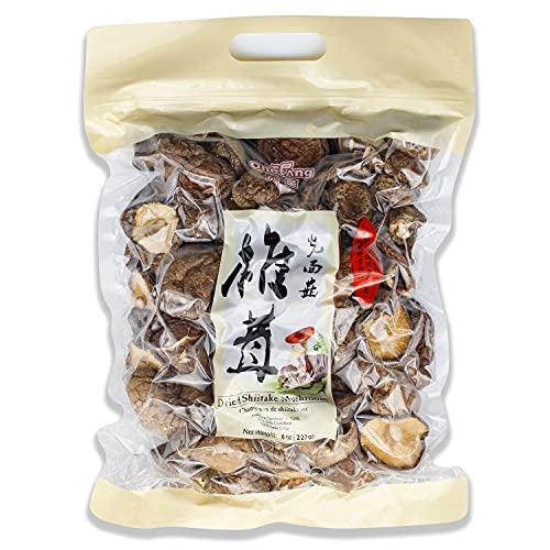 ONETANG 2021 New Crop Dried Shiitake Mushrooms 8...