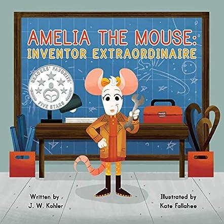 Amelia the Mouse