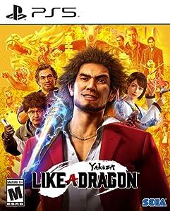 Yakuza: Like a Dragon - PlayStation 5 from Sega Of America Inc