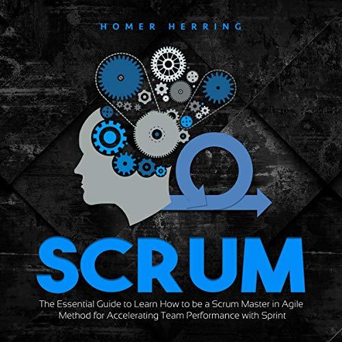 Scrum cover art
