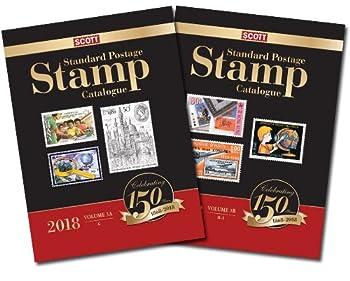 Scott 2018 Standard Postage Stamp Catalogue Volume 3: Countries of the World G-I: Scott 2018 Volume 3 Catalogue: G-I Countries of the World 0894875345 Book Cover