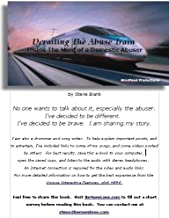 Derailing The Abuse Train - Inside The Mind of a Domestic Abuser (English Edition)