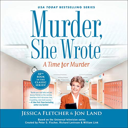 Murder, She Wrote: A Time for Murder cover art