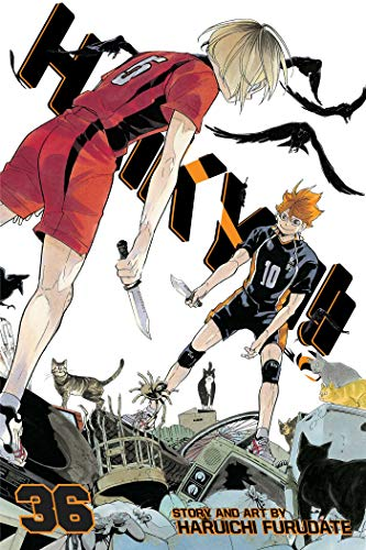 Haikyu!!, Vol. 36 (Volume 36)