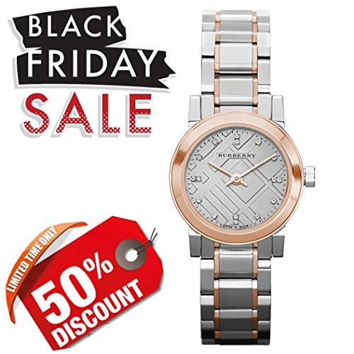 Burberry BU9214 Women's Stainless Steel Bracelet Watch