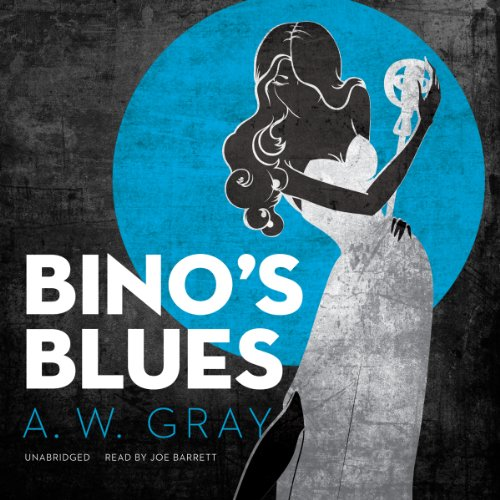 Bino's Blues audiobook cover art
