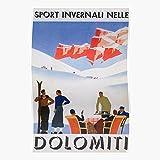 Topgunbikes Skiing Travel Italy Dolomites Italian Skier