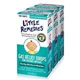 Little Remedies Baby Gas Drops, 1 Fl Oz (Pack of 3)