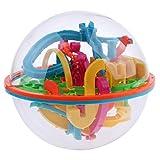 chiwanji 138 Barreras 3D Laberinto Laberinto Juguete Bola Cubo Cubo para Niños O Adultos Juguete