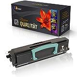Merotoner - Cartucho de tóner para Lexmark E260 E260D E260 DN E360 E360D E360 DN E460 E460 DN E460 DW E462 E462DTN E260A11E E360H11E E360H21E (XXL, color negro)