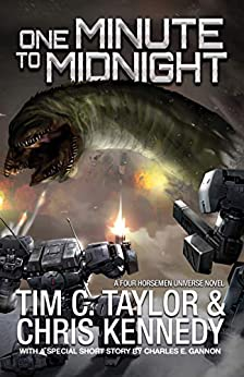 One Minute to Midnight (The Guild Wars Book 8) by [Chris Kennedy, Tim C. Taylor, Charles E. Gannon]