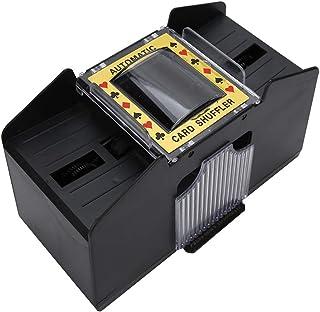 Automatische Card Shuffler, Elektrische Shuffler Batterij Aangedreven Speelkaart Shuffler Machine Familie Plezier voor Kla...