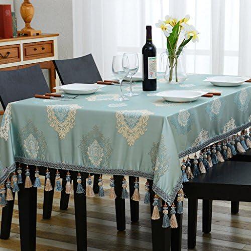 Europ che Tischdecke Tischdecke Rechteck Quadrat Europ che Tuch Tischdecke ( Farbe     5 , Größe   120120cm )