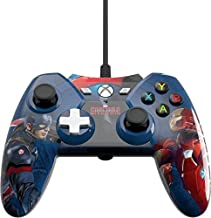 Captain America Civil War Wired Controller for Xbox One & Windows