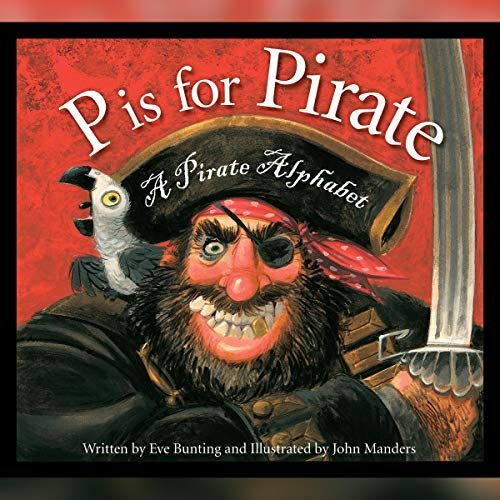 P Is for Pirate  By  cover art
