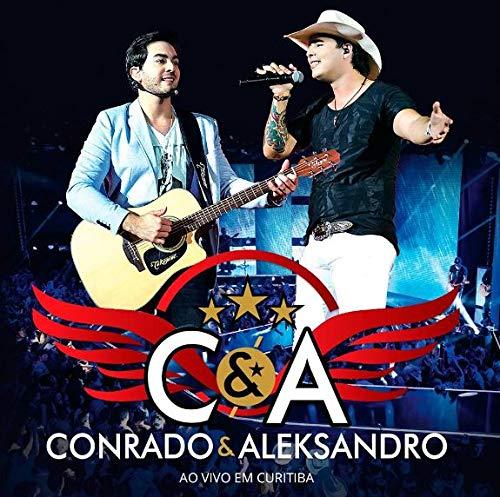 Conrado & Aleksandro - Ao Vivo Em Curitiba [CD]