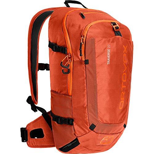 Ortovox Traverse 20 Rucksack, Unisex für Erwachsene Einheitsgröße Wüste Orange