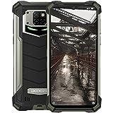 DOOGEE S88 Pro (2020) Outdoor Smartphone Ohne Vertrag,10000mAh Handy,6,3''FHD+Display IP68 Wasserdicht,6GB 128GB Android 10,21MP kameras,kabelloses Laden/PowerShare,24W Schnellladung,NFC(Grün)
