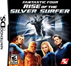 Fantastic Four: Surfista Rise of the Silver