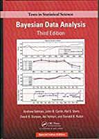 BAYESIAN DATA ANALYSIS, 3RD EDITION [Hardcover] [Jan 01, 2016] GELMAN ANDREW ET.AL