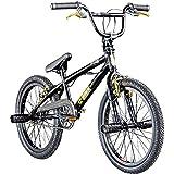 deTOX Rude 20 Zoll BMX Fahrrad Bike Freestyle Street Park Rad Anfänger ab 140 cm 4 x Stahl Pegs...