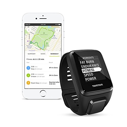 TomTom Spark 3 Cardio + Musik GPS-Fitnessuhr - 13