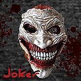 バットマン BATMAN JOKER MASK マスク ホラー ハロウイン 仮装 コスプレ 演出 ジョーカー