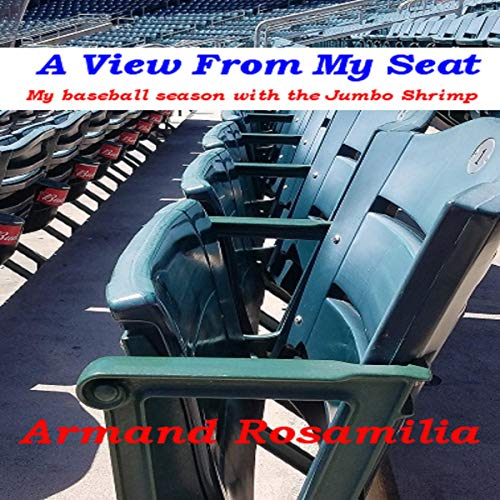 A View from My Seat audiobook cover art