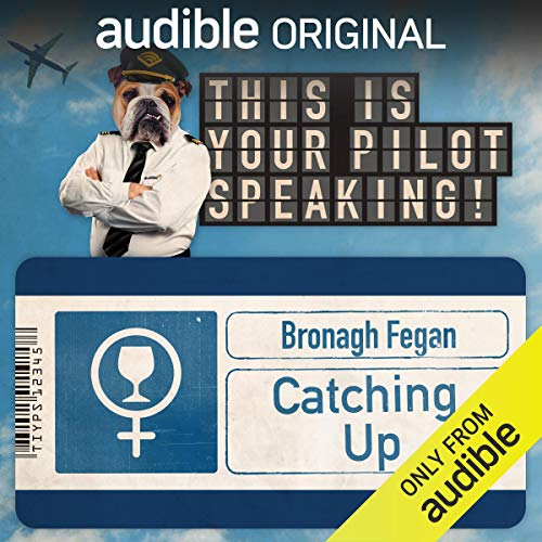 Catching Up audiobook cover art