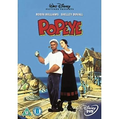 Popeye - Der Seemann mit dem harten Schlag (EU-Import mit deutschem Originalton)