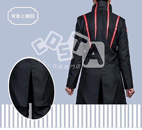 『ワールドトリガー 太刀川隊 A01 隊服 コスプレ衣装(2739)』の5枚目の画像