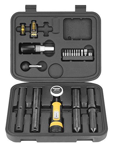 Wheeler Scope Mounting Kit Combo, 1-Inch/30mm - 545454, Black