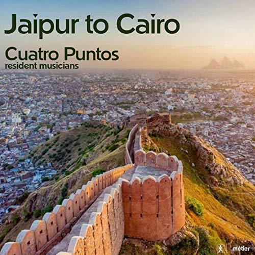 Jaipur To Cairo [Aaron Packard; Annie Trépanier; Steve segunda mano  Se entrega en toda España