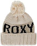 Roxy Tonic - Gorro con Pompón Gorro con Pompón, Mujer, Angora, 1SZ