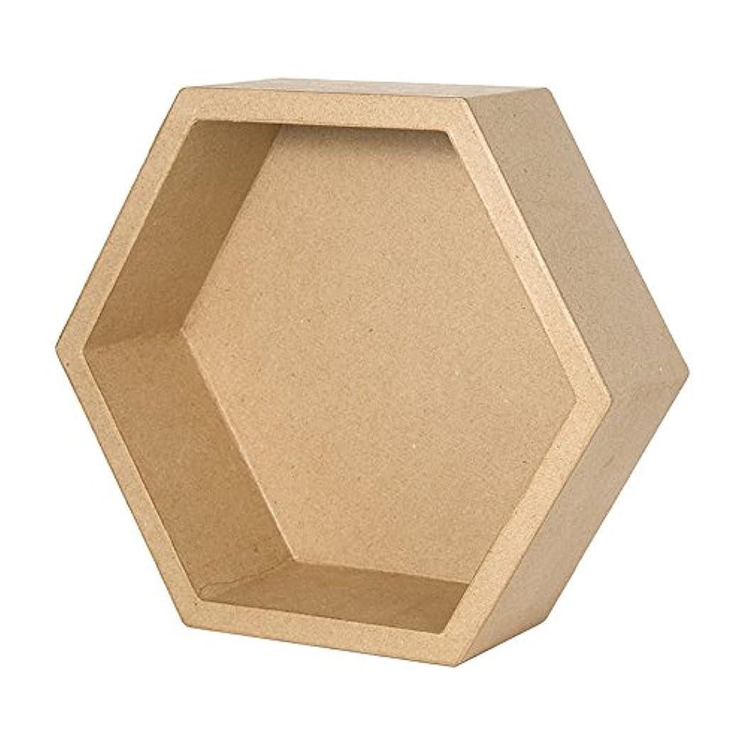 Darice 30041881 Paper Mache Natural