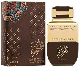 Lattafa Atyaab Al Oud Eau de Perfume For Unisex, 100 ml