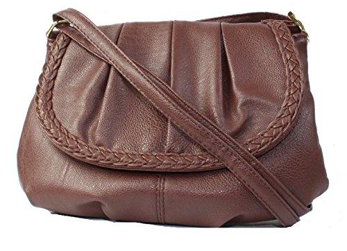 Damenhandtasche, Ausgehtasche, Handtasche BRAUN